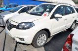Renault Koleos. БЕЛЫЙ МАТОВЫЙ (QXB)
