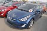Hyundai Elantra. DAZZLING BLUE (ZU3)