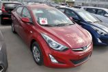 Hyundai Elantra. FIERY RED_КРАСНЫЙ (PR2)