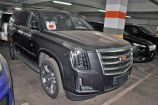 Cadillac Escalade. DARK GRANITE METALLIC_ТЕМНО-СЕРЫЙ (GXG)
