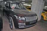 Land Rover Range Rover. СИРЕНЕВЫЙ (BAROSSA)