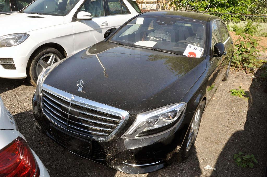 Mercedes-Benz S 350 - Occasion, Tweedehands auto, Auto ...