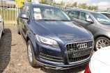 Audi Q7. СИНИЙ, МЕТАЛЛИК (SCUBA BLUE) (S9S9)
