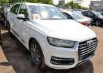 Audi Q7. БЕЛЫЙ (CARRARA WHITE) (0Q0Q)