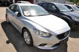 Mazda Mazda6. SONIC SILVER METALLIC_СЕРЕБРИСТЫЙ (45P)