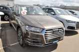 Audi Q7. КОРИЧНЕВЫЙ, МЕТАЛЛИК (ARGUS BROWN) (W3W3)