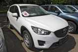 Mazda CX-5. CRISTAL WHITE PEARL (БЕЛЫЙ ПЕРЛАМУТР) (34K)