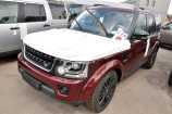 Land Rover Discovery. КРАСНЫЙ (FIRENZE RED)