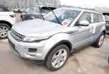 Land Rover Range Rover Evoque. СЕРЕБРИСТЫЙ (INDUS SILVER)