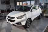 Hyundai ix35. POLAR WHITE (PYW)