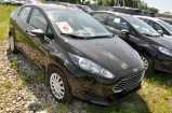Ford Fiesta. ЧЕРНЫЙ (PANTHER BLACK)