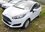 Ford Fiesta. БЕЛЫЙ (FROZEN WHITE)