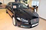 Jaguar XF. BLACK AMETHYST