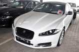 Jaguar XF. GLACIER WHITE (NAK)