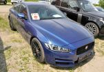 Jaguar XE. BLUEFIRE