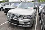 Land Rover Range Rover. БЕЖЕВЫЙ (ARUBA)