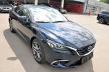Mazda Mazda6. DEEP CRYSTAL BLUE MICA_ТЕМНО-СИНИЙ (42M)
