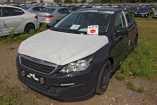 Peugeot 308. ЧЕРНЫЙ (NOIR PERLA NERA) (9VM0)
