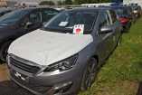 Peugeot 308. СЕРЕБРИСТЫЙ (GRIS ARTENSE) (F4M0)