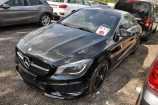Mercedes-Benz CLA-Class 2013 - 2016 — ЧЕРНАЯ НОЧЬ НЕМЕТАЛЛИК (696)