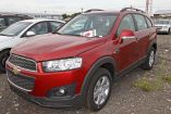 Chevrolet Captiva. VELVET RED (GCS)