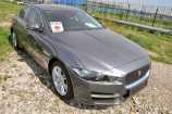 Jaguar XE. AMMONITE GREY