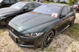Jaguar XE. BRITISH RACING GREEN