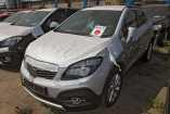 Opel Mokka. SWITCHBLADE SILVER - CЕРЕБРЯНЫЙ