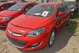 Opel Astra. POWER RED_КРАСНЫЙ (GBH)