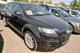 Audi Q7. ЧЕРНЫЙ (NIGHT BLACK) (A1A1)