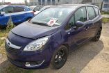Opel Meriva. ROYAL BLUE_СИНИЙ (GEK)