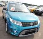 Suzuki Vitara. ATLANTIS TURQUOISE PEARL METALLIC (ZQN)