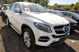 Mercedes-Benz GLE Coupe. ПОЛЯРНО-БЕЛЫЙ НЕМЕТАЛЛИК (149)