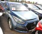 Hyundai i40. BLUE SPIRIT_ГОЛУБОЙ (YU6)