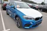 BMW X6. ГОЛУБОЙ LONG BEACH, МЕТАЛЛИК (C16)