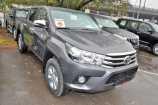 Toyota Hilux Pick Up. ТЕМНО-СЕРЫЙ МЕТАЛЛИК (1E9/1G3)