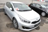 Kia Ceed. MACHINE SILVER (9S)
