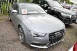 Audi A5. СЕРЫЙ, МЕТАЛЛИК (TORNADO GREY) (Q2Q2)