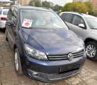 Volkswagen Touran. СИНИЙ «NIGHT BLUE»  МЕТАЛЛИК (Z2Z2)