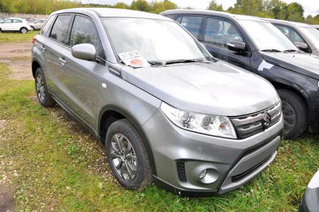 Suzuki Vitara, 2018 год, 1 409 000 руб.