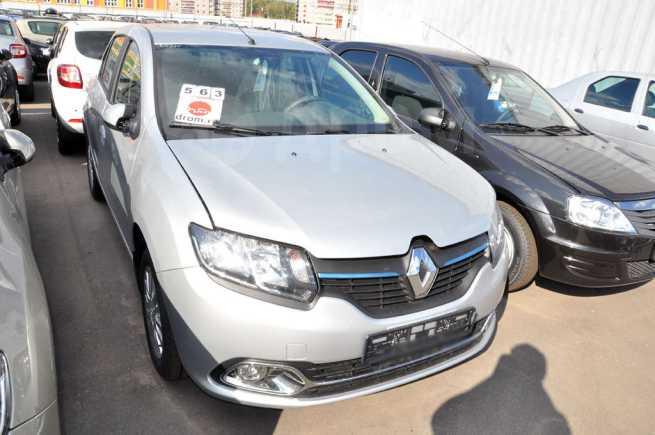 Renault Logan, 2018 год, 796 970 руб.