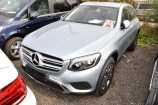 Mercedes-Benz GLC. CЕРЕБРИСТЫЙ БРИЛЛИАНТ МЕТАЛЛИК (988)