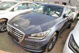 Hyundai Genesis. URBAN GREY_СЕРЫЙ (U6G)
