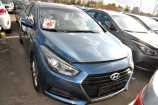 Hyundai i40. GLACIER_ГОЛУБОЙ (V8U)