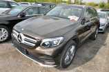 Mercedes-Benz GLC. КОРИЧНЕВЫЙ ДОЛОМИТ МЕТАЛЛИК (526)