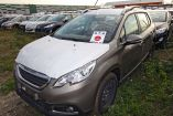 Peugeot 2008. БЕЖЕВЫЙ (SOLID BRONZE\SPIRIT GREY) (G5M0)