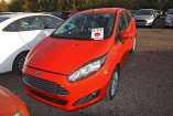 Ford Fiesta. КРАСНЫЙ (RACE RED)