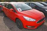 Ford Focus. КРАСНЫЙ (RACE RED)