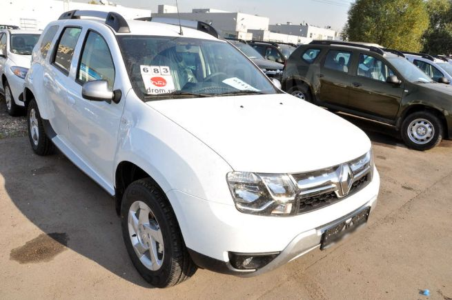 Renault Duster, 2019 год, 1 146 960 руб.