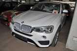 BMW X4. БЕЛЫЙ МИНЕРАЛ, МЕТАЛЛИК (A96)